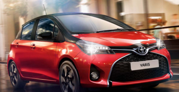 Toyota yaris leasing
