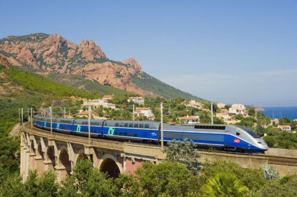 Tren alta velocidad Francia