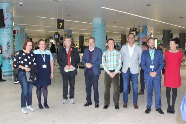 aeropuerto canario de Fuerteventura