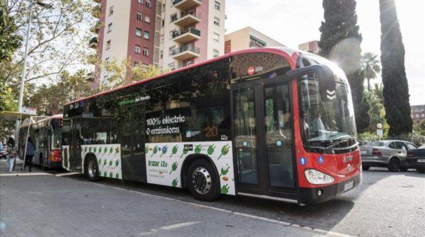 transporte público de Barcelona