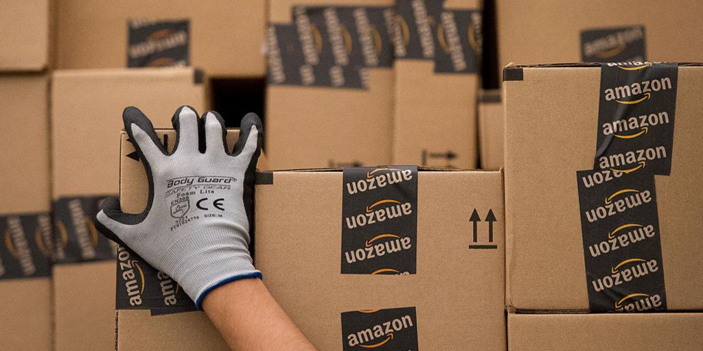 Amazon apuesta por un servicio de entregas en Estados Unidos que competiría con FedEx y UPS