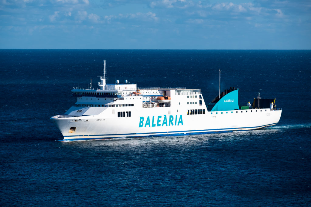 Balearia. Ferris