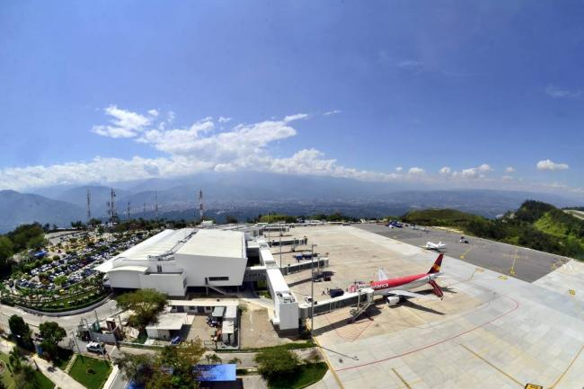 Colombia pone en servicio ampliación del aeropuerto Palonegro de Bucaramanga