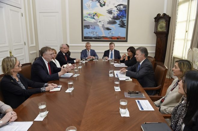 Colombia y Unión Europea hacen balance de su acuerdo comercial