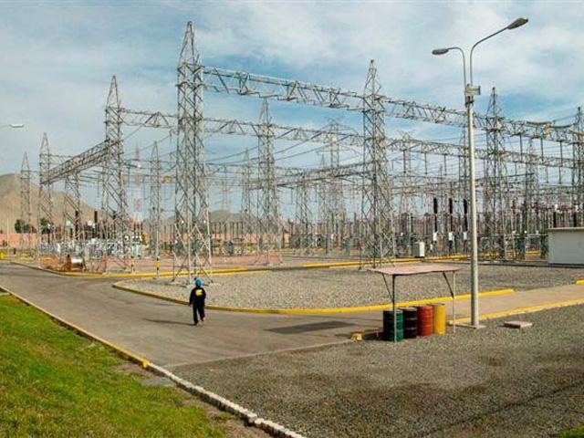 Consorcio de Colombia construirá dos líneas de alta tensión en centro de Perú