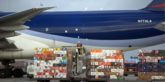 Crece tráfico aéreo de mercancías en Latinoamérica en 2017