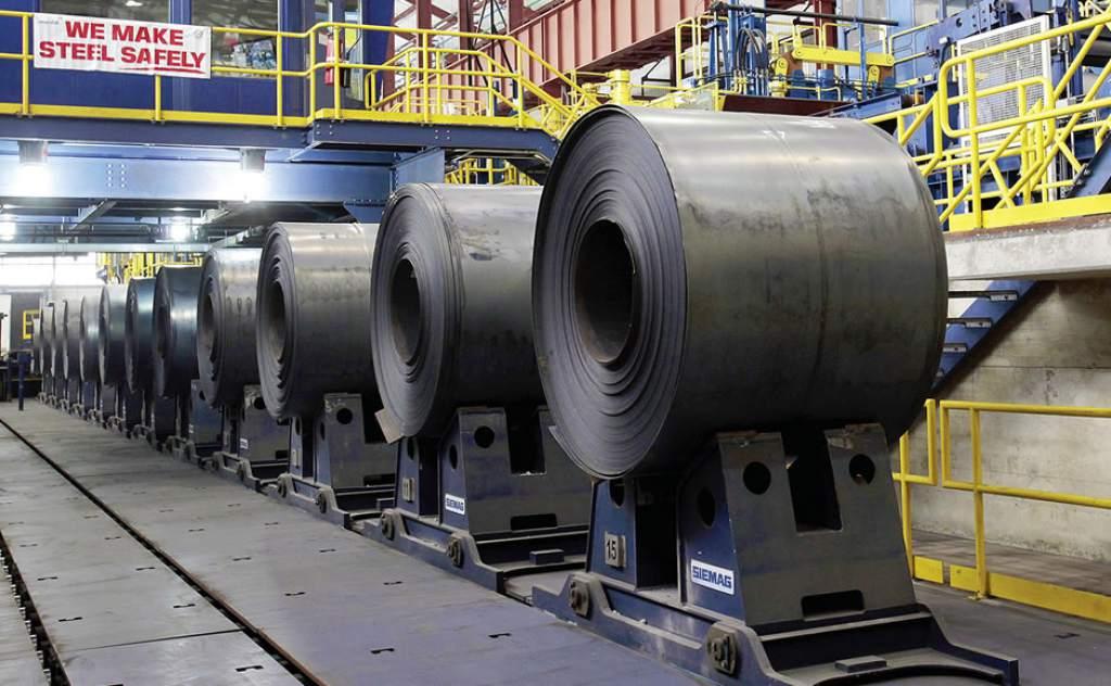Estados Unidos estudia imponer aranceles al acero y al aluminio