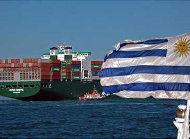 Exportaciones Uruguay crecen en enero de 2018