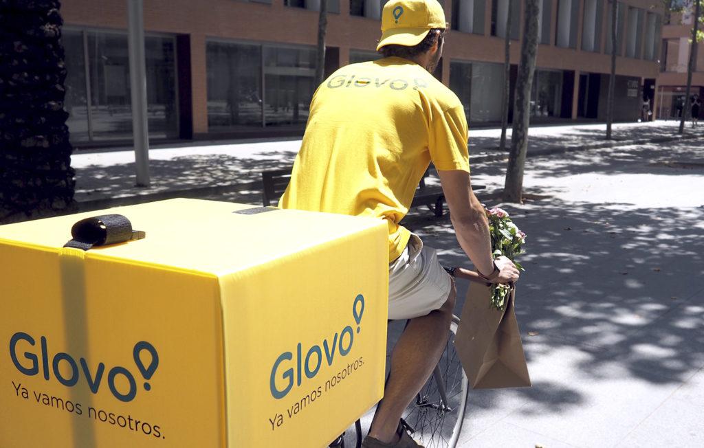 Glovo empieza a ofrecer su servicio de distribución de paquetes en Argentina