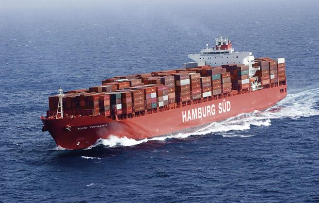 Hamburg Süd lanzará en abril nueva red de servicios entre Asia y Latinoamérica