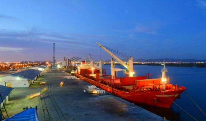 Impulsan mejoras en los puertos mexicanos de Mazatlán y Tampico