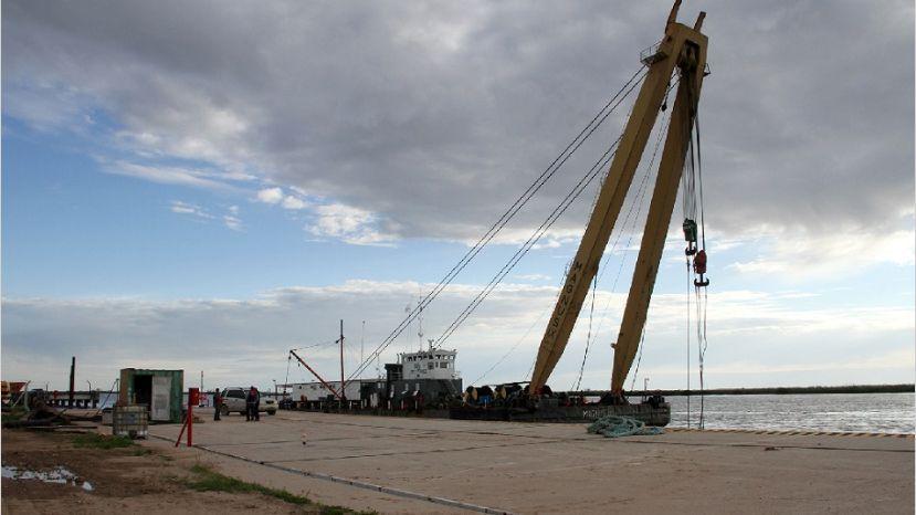 Paraguay estrenará este mes el Puerto Nuevo de Baden en la zona de Concepción