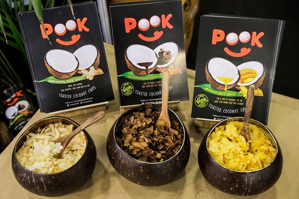 Pook Coconut Chips
