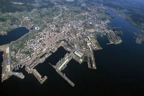 Puerto de Ferrol