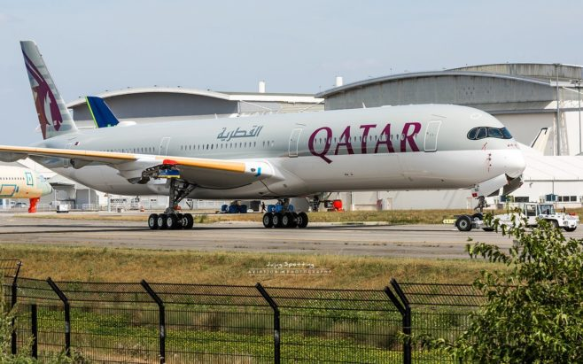 Qatar-Airways-A350-1000