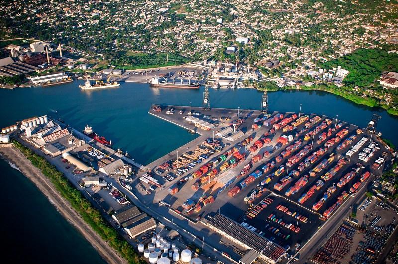 República Dominicana informa que más del 60% de sus exportaciones en 2017 se realizaron vía marítima