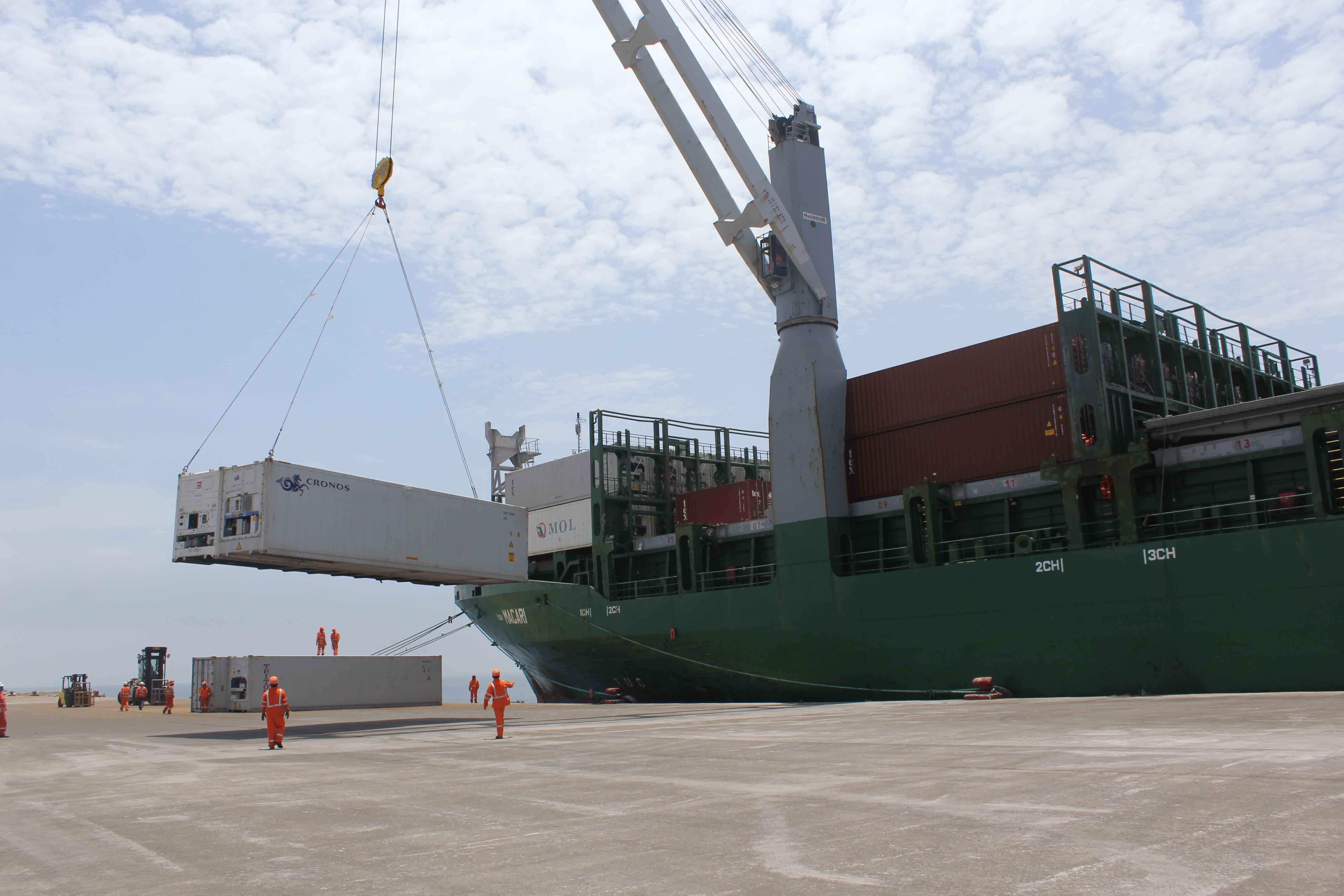 Se recuperan envíos peruanos de productos con valor agregado a México