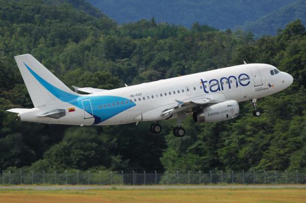 Tame Ecuador