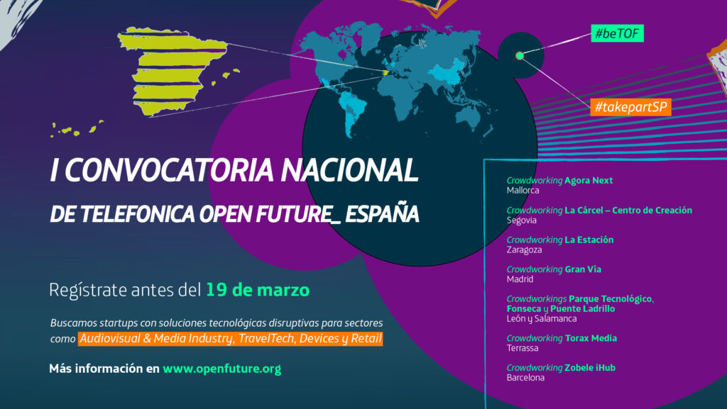 Telefónica Open Future_ Convocatoria Nacional
