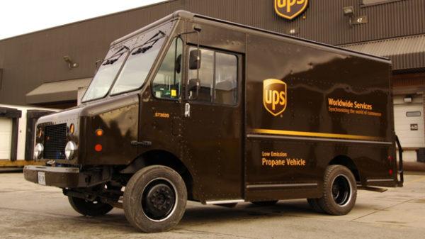 UPS Estados Unidos