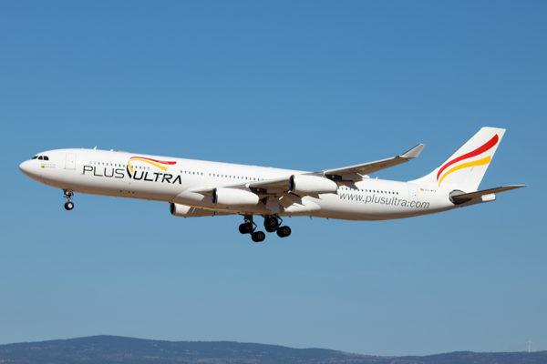 aerolíneaPlus Ultra