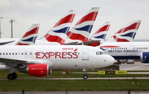 aerolíneas IAG