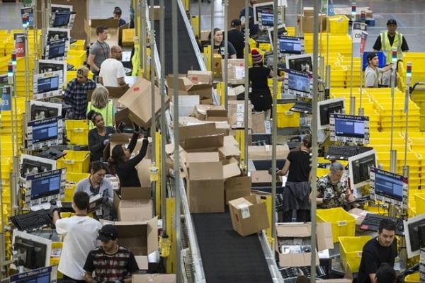 aumento del sector logísticoaumento del sector logístico