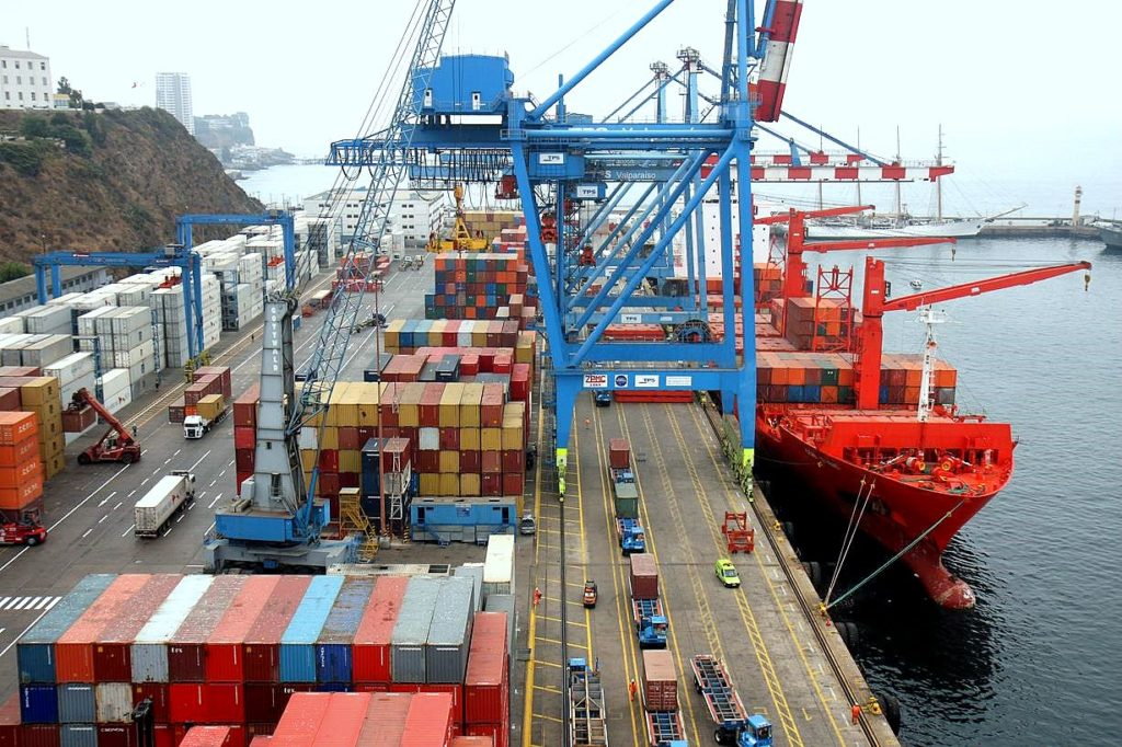 Las exportaciones chilenas de frutas bajan un 5,35% en la temporada 2017-2018