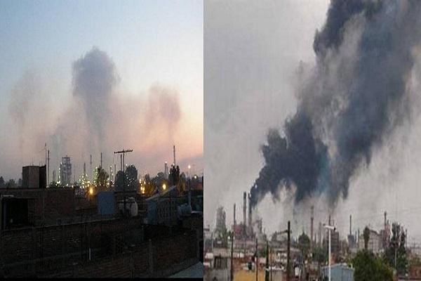 problema de la contaminación