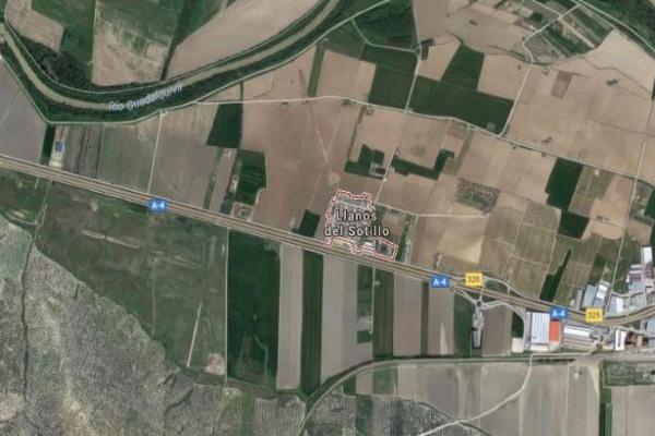 Área logística de Andújar