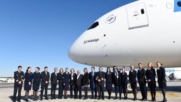 Air Europa Boeing 787-9