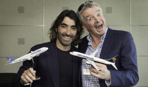 Air Europay Ryanair