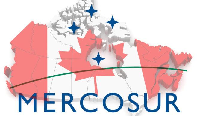 Canadá y el Mercosur retoman las conversaciones en pro de un acuerdo de libre comercio