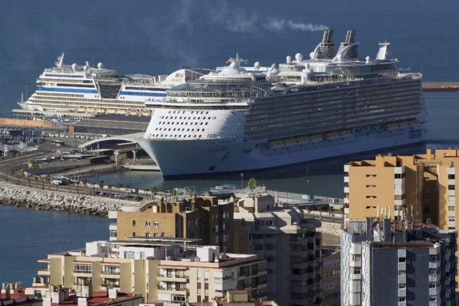 Cruceros España