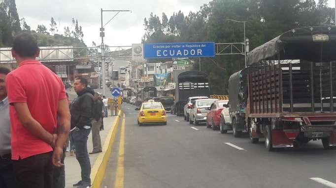 Ecuador exportará cuatro mil toneladas de arroz a Colombia por vía terrestre