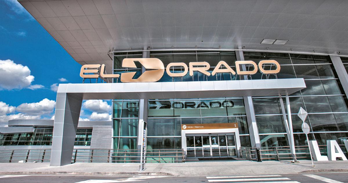 El Aeropuerto El Dorado de Bogotá es reconocido por Skytrax como el mejor de Suramérica