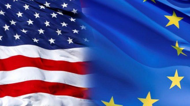 Estados Unidos, uno de los principales actores del comercio internacional de la Unión Europea