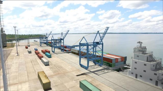 Este mes se abrirá la licitación del puerto de Posadas en Argentina