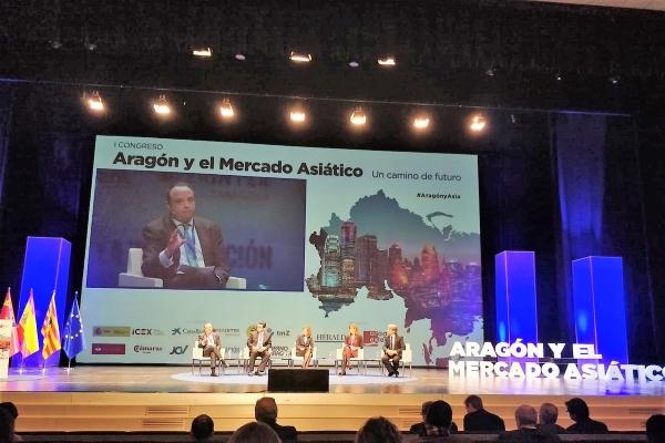 I Congreso de Aragón y el Mercado Asiático