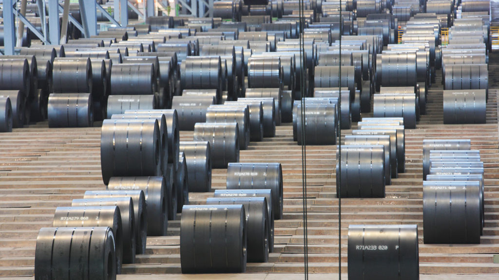 La industria acerera de Japón advierte de la guerra comercial si Estados Unidos pone aranceles