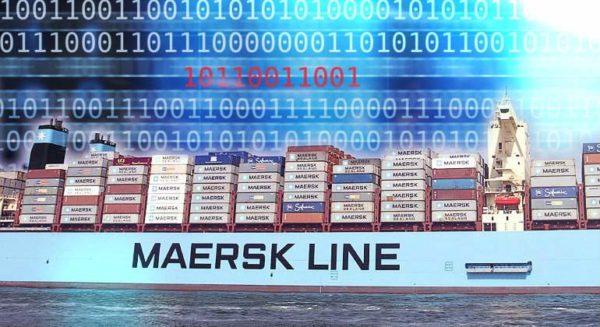 Maersk Line ciberataque