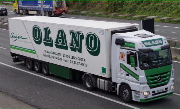 Olano Logística