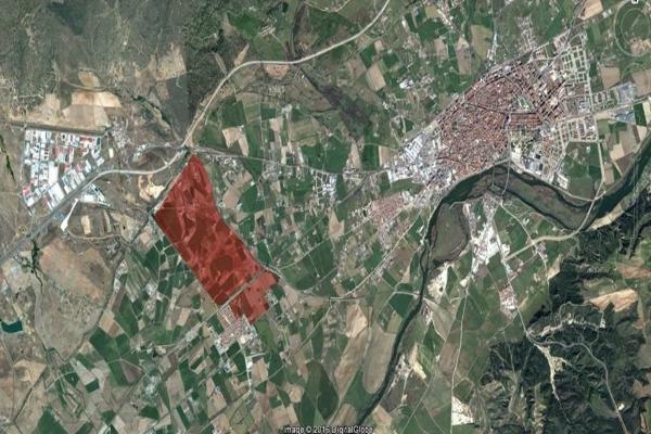 Próxima plataforma logísica en Talavera
