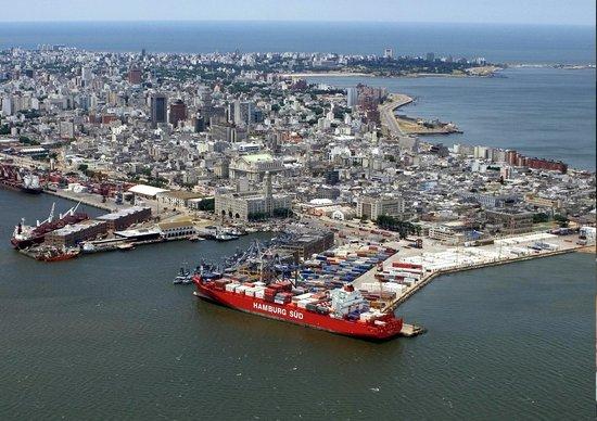 Presentan el Plan Maestro 2018-2035 de gestión para los puertos uruguayos, que convertirá al país en nodo logístico