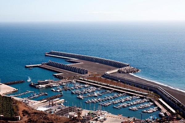 Puertos de Canarias