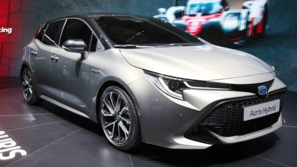 Toyota Auris Hybrid 2019