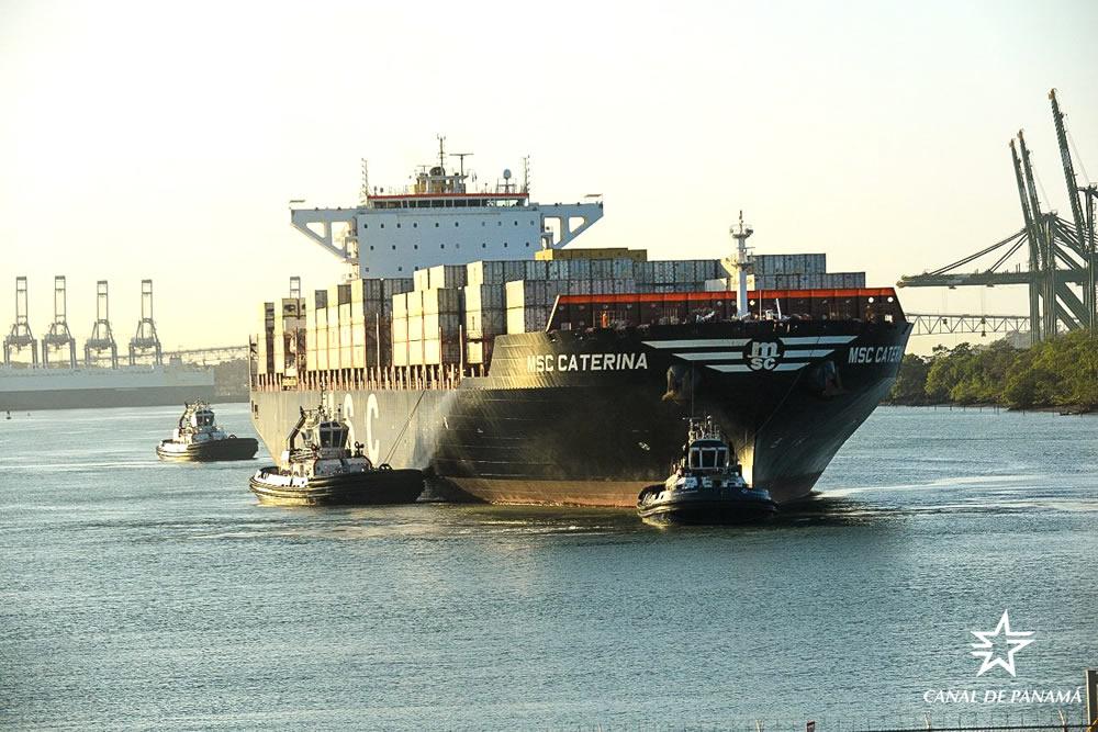 El Canal ampliado de Panamá alcanza los 3.000 tránsitos, tras 20 meses de operación