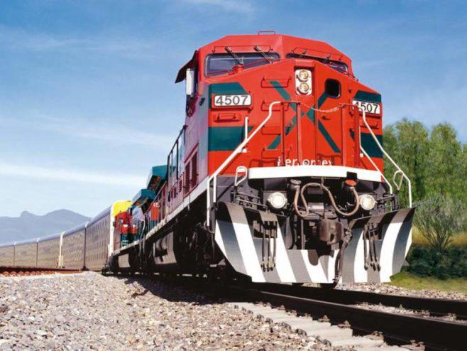 Participación del ferrocarril en el transporte de carga en México ha crecido de manera continua, según OCDE