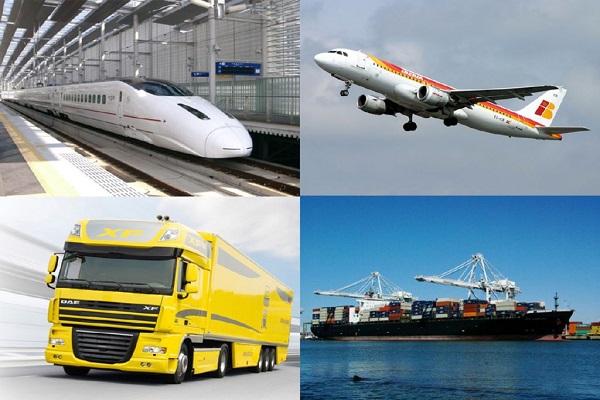 sector de los transportes