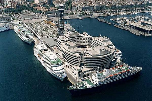 turismo de cruceros en España